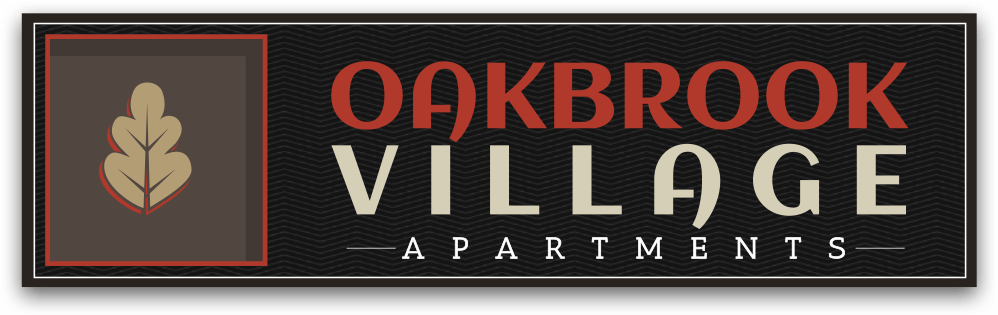 Oakbrook Village Apartments logo